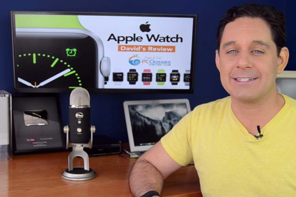 Apple Watch - David's Review