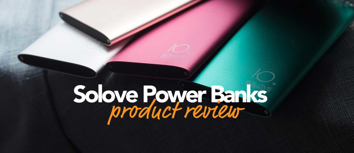 Solove Power Banks