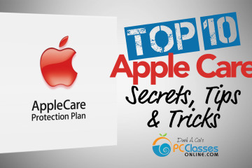 Top 10 Apple Care Secrets, Tips & Tricks